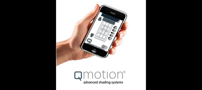 QMotion Application for Mobile