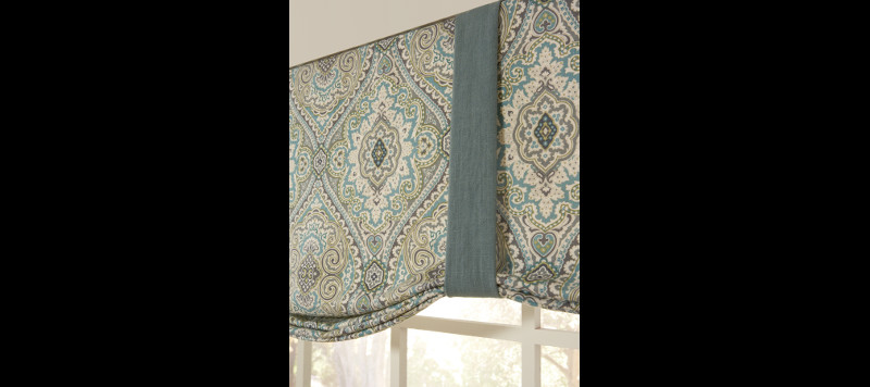 Drapes with Patterns