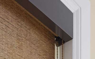 Alta Roller Shade - CloseUp