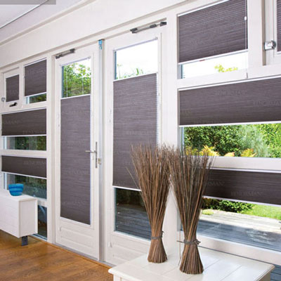 dual shades from Southwest Blinds