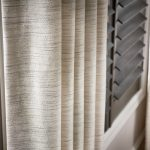 Install Drapes Closeup from Southwest Blinds and Shutters in Phoenix
