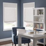 Fabric Shades - Office