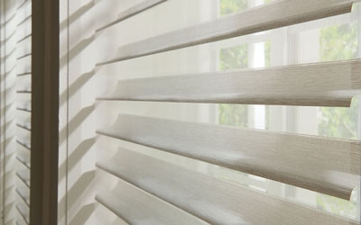 Graber Sheer Shades Closeup - Southwest Blinds and Shutters