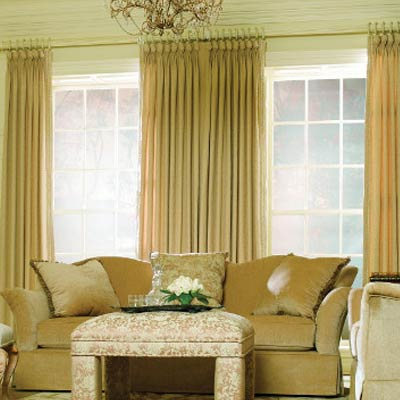 Eye Catching Drapes of Southwest Blinds and Shutters, Phoenix
