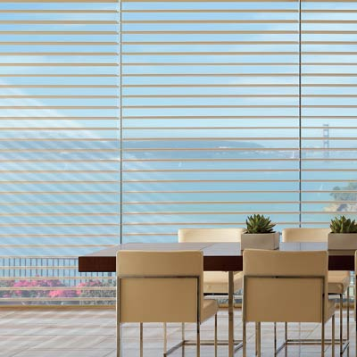 Beautiful Sheer Shades in Phoenix by Southwest Blinds and Shutters